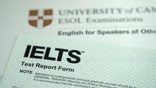 Certificato linguistico per studiare in Canada